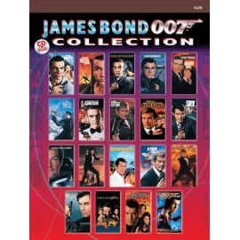 The James Bond 007 Collection for Flute