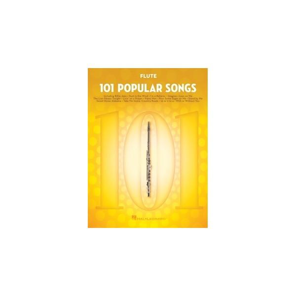 101 Popular Songs For Flute