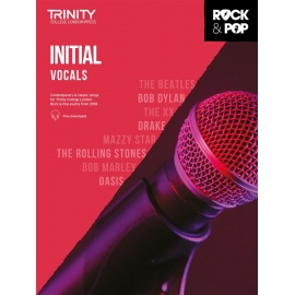 Trinity Rock and Pop Vocals Initial