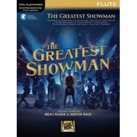 The Greatest Showman Flute Instrumental Playalong