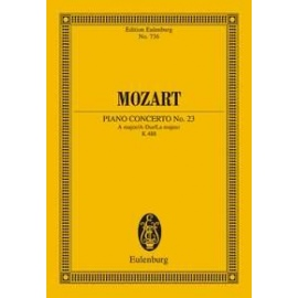Mozart Piano Concerto No. 23 in A major K 488
