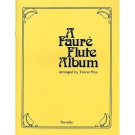 A Fauré Flute Album