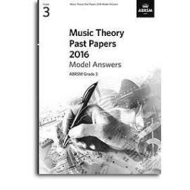ABRSM Music Theory Past Papers 2016: Grade 3
