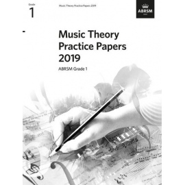 ABRSM Music Theory Practice Grade1
