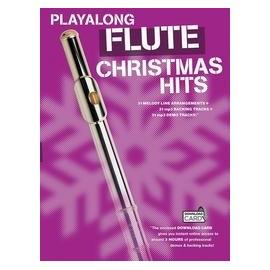 Playalong: Flute Christmas Hits