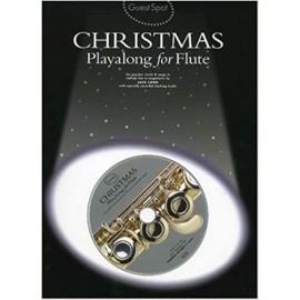 Christmas playalong for flute: Ten popular carols & songs