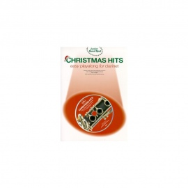 Junior Guestspot Christmas Hits Easy Playalong for Clarinet Book And CD