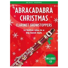 Abracadabra Christmas Clarinet Showstoppers