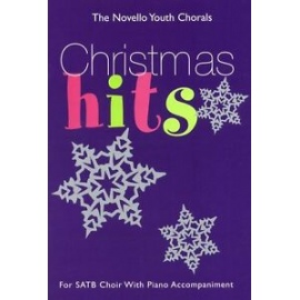 Novello Youth Chorals Christmas Hits SATB Vocal Learn Sing Play Piano Music Book
