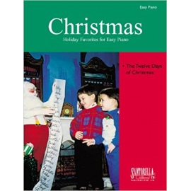 Christmas Holiday Favourites for Easy Piano The Twelve Days Of Christmas
