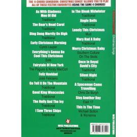 4 Chord Songbook: Christmas Songs
