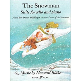 The Snowman: Suite for Cello and Piano