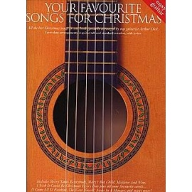 Your Favourite Songs For Christmas Easy Guitar