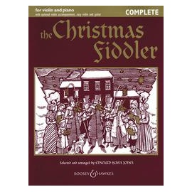 The Christmas Fiddler - Complete Violin and Piano
