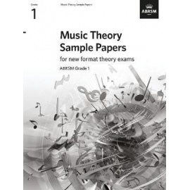 Music Theory Sample Papers New Format Grade 1