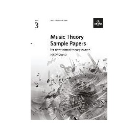 ABRSM Music Theory Sample Papers New Format Grade 3