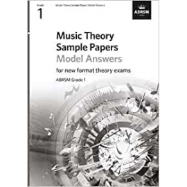 ABRSM Music Theory Sample Papers Model Answers New Format Grade 1