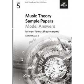 ABRSM Music Theory Sample Papers Model Answers New Format Grade 5