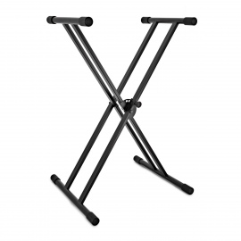 KB2EX Double Braced Keyboard Stand