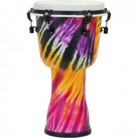 "Pearl 10"" Top Tuned Djembe - Purple Haze"