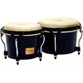 "Tycoon Percussion Supremo Series 7"" & 8½"" Bongos Black"
