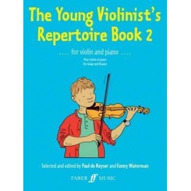 The Young Violinist's Repertoire 2