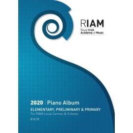 Royal Irish Academy Piano Album 2020 EPP