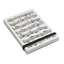 Notepad Sheetmusic A7