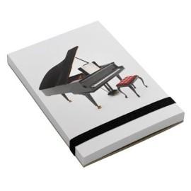 Notepad Piano A7