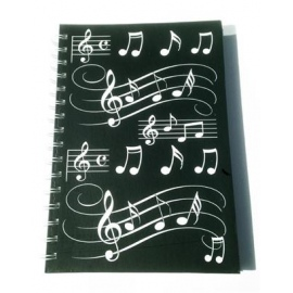 A5 Hardback Spiral Bound Notebook