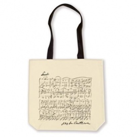 Shopper - Beethoven (White)