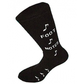 Socks Foot Notes