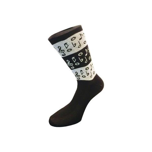 Socks Music Notes