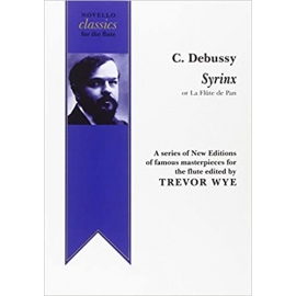 Debussy Syrinx for Flute