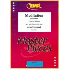 """Méditation from """"Thaïs"""" for Flute & Piano"""