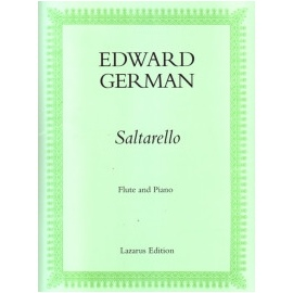 German: Saltarello for Flute published by Lazarus
