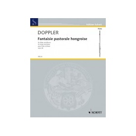 Doppler: Fantaisie pastorale hongroise for Flute and Piano