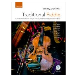Traditional Fiddle by Griffiths
