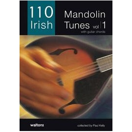 110 Irish Mandolin Tunes Volume 1 (Book Only)