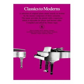 Classics to Moderns 6