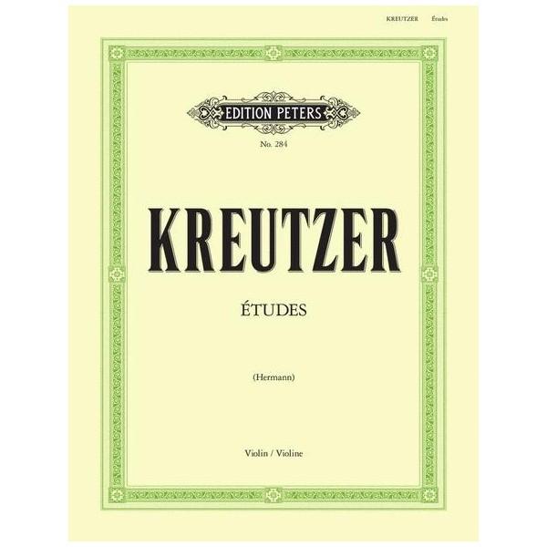 Kreutzer - Violin Etudes