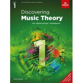 Discovering Music Theory - Grade 1