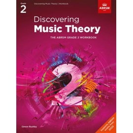 Discovering Music Theory - Grade 2