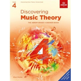 Discovering Music Theory - Grade 4 Answers