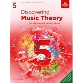 Discovering Music Theory - Grade 5 Answers