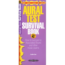 Aural Test Survival Book Grade 6