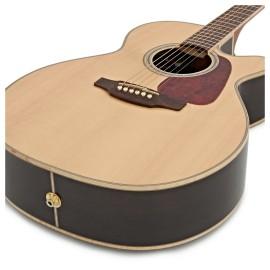 GN71CENAT Nex Cutaway Semi-Acoustic Guitar