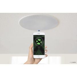 "Bluetooth 5 Wireless 6.5"" Ceiling Speaker (2 Master And 2 Passives)"