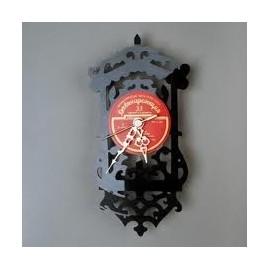 Vinyl Clock Old Clock Design