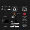 WiFi All-In-One IP44 Multi-Room Bathroom Ceiling Speaker (PAIR - Master/Passive)